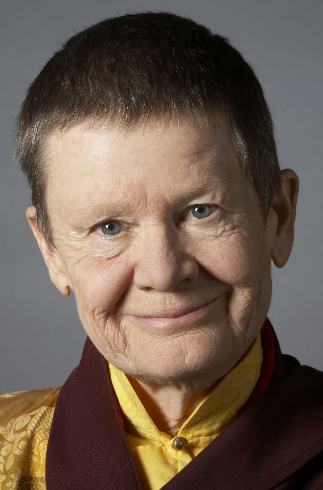 Pema Chodron Featured