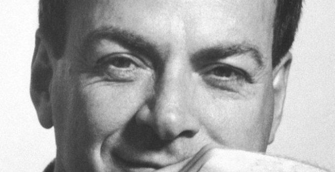 Richard Feynman Featured