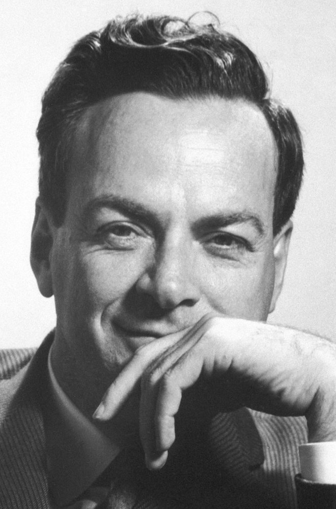 Richard Feynman Featured