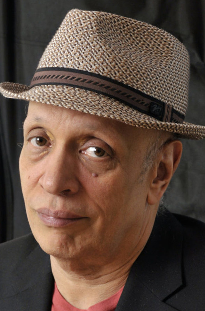 Walter Mosley Featured