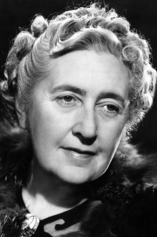Agatha Christie Featured