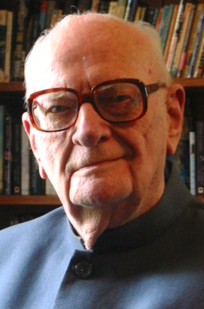 Arthur C. Clarke Featured