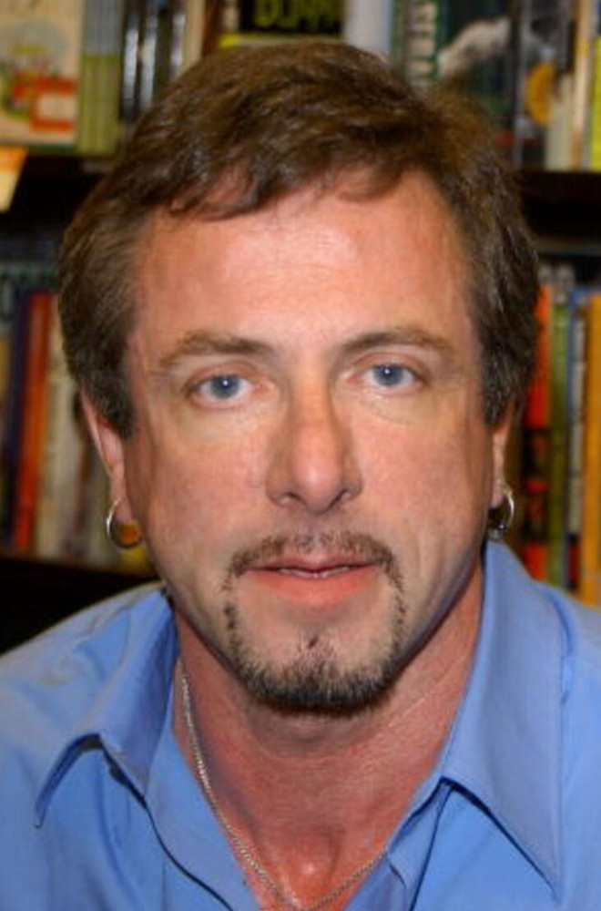 Clive Barker Featured