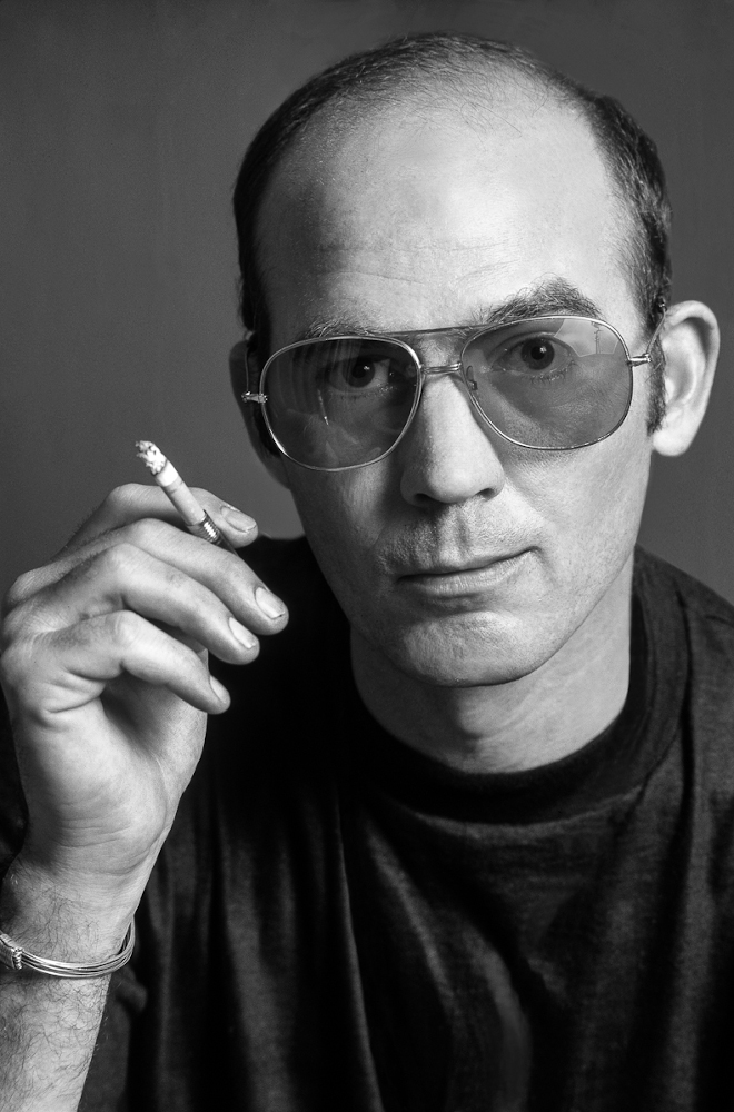 Hunter S. Thompson Featured