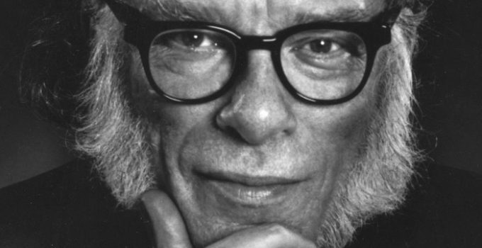 Isaac Asimov Featured