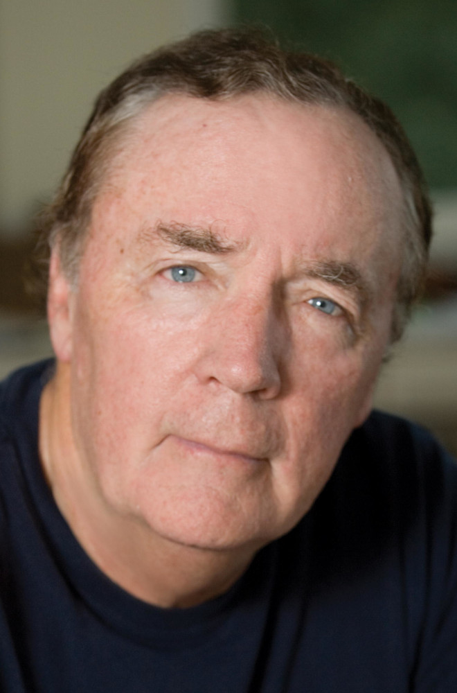 James Patterson Featured