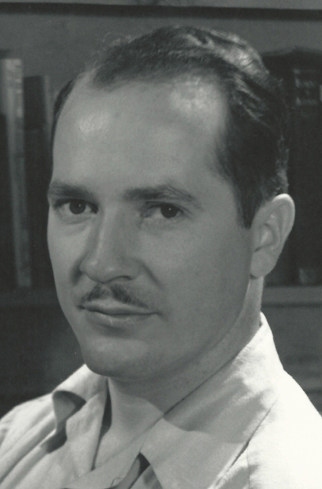 Robert Heinlein Featured
