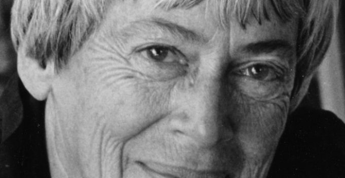 Ursula Le Guin Featured