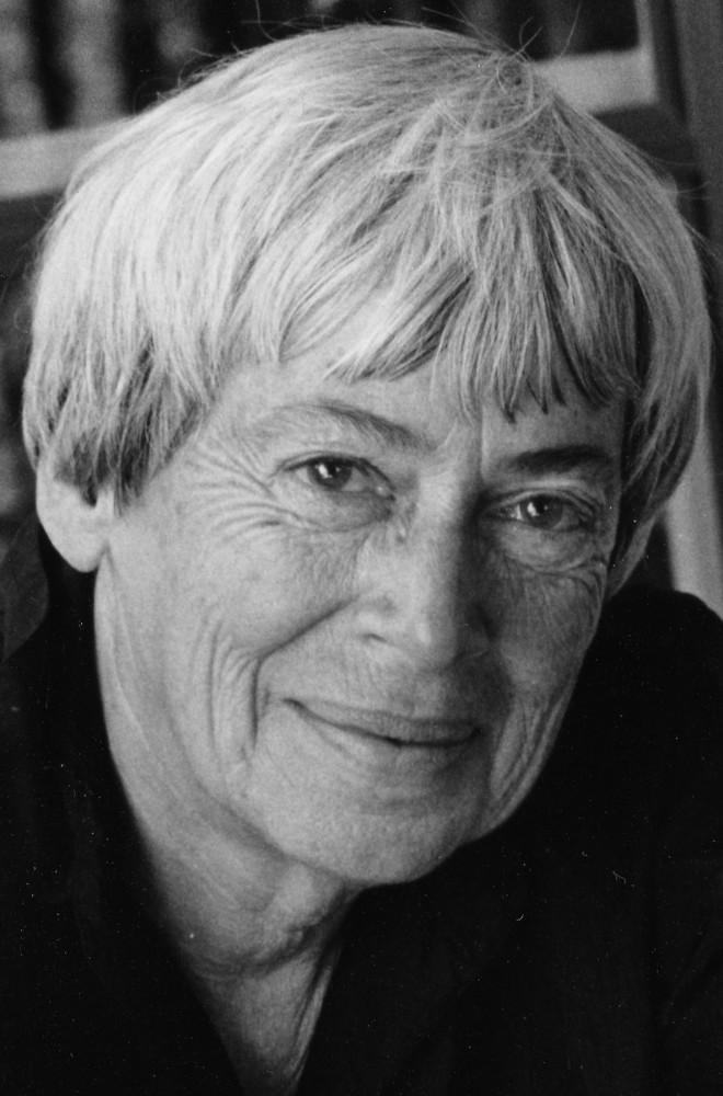 Ursula Le Guin Featured