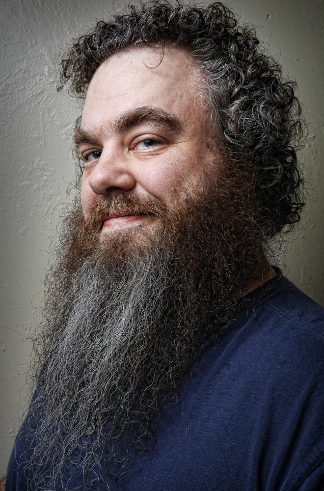 Patrick Rothfuss Featured